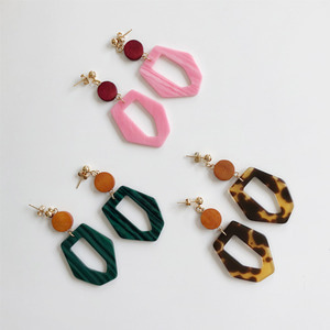 Summer trend earring