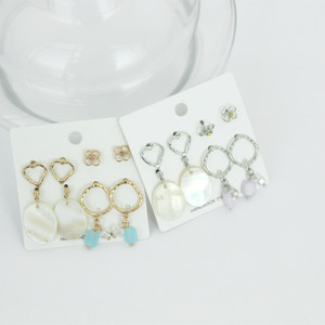 Ladylike set earring